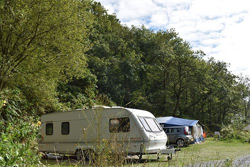 caravan pitches aberdyfi