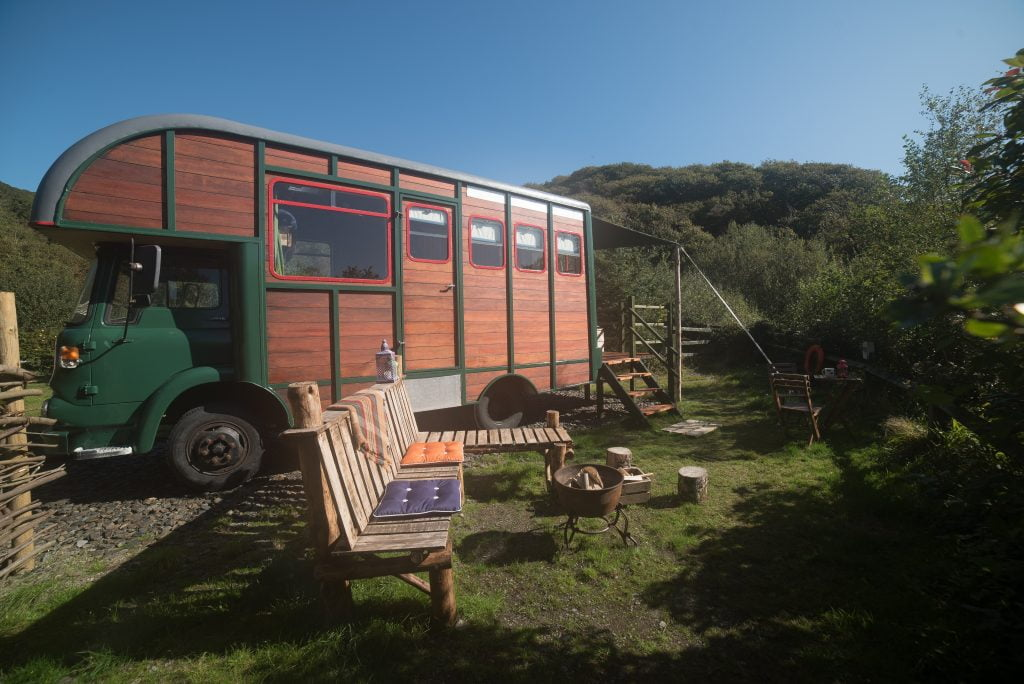 glamping betty horsebox main